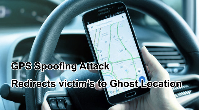 GPS spoofing Attack  - GPS spoofing Attack - GPS spoofing Attack that Trigger Fake turn-by-turn Navigation