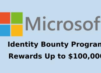 Identity Bounty program