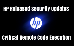 HP Released Security Updates  - 3sidO1533639199 - HP Released Security Updates For Critical Remote Code Execution With Inkjet Printers
