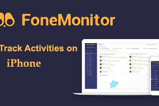 iPhone monitoring tool