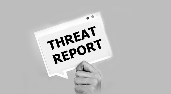 Threat Report  - Threat Report - Threat Report – Ransomware Returns, Growth in social engineering