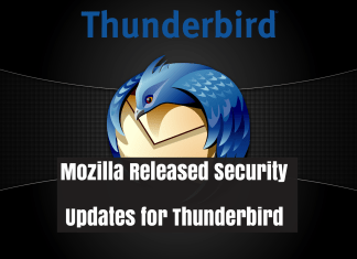 Mozilla Released Security Updates