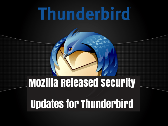 Mozilla Released Security Updates  - cnPrH1533711431 - Mozilla Released Security Updates for Thunderbird & Fixed Critical Security Flaws