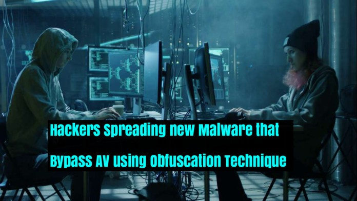 Obfuscation Technique  - 3lvhs1537078241 - Hackers Spreading new Malware with Powerful Obfuscation Technique