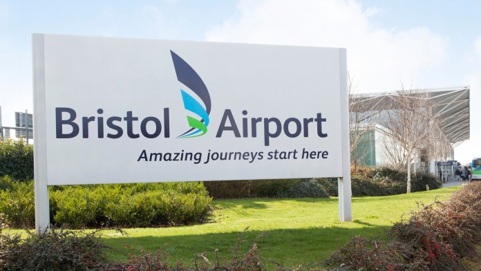 Bristol Airport  - Bristol Airport 1 - Ransomware Attack Hits Bristol Airport, Display Screens Went Offline