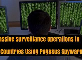 Pegasus Spyware