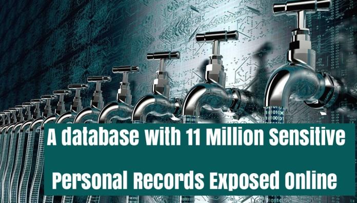 - NaG4E1537270467 - 11 Million Sensitive Personal Records Exposed Online