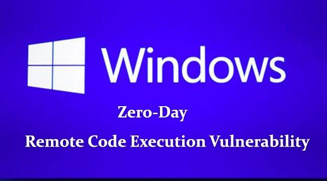 Microsoft Zero-day  - Zero day 1 - ZDI opened Microsoft Zero-day Flaw in Public-120 Days Deadline Crossed
