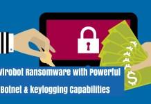 Virobot Ransomware