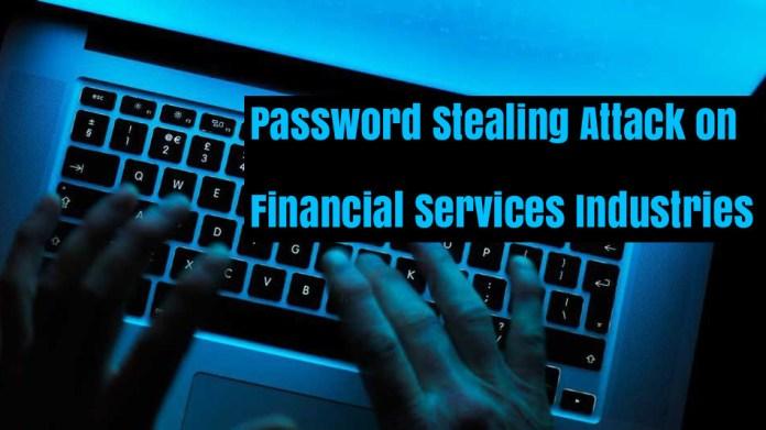 Password Stealing Attacks  - dDZSq1537370268 - Hackers Constantly Carrying out Password Stealing Attacks