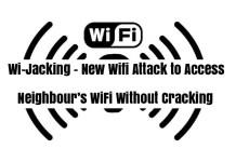 Wi-Jacking
