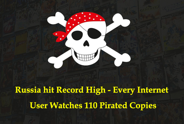 pirated movies  - pirated movies - Russians are now in the list of Highest Pirated Movies Viewers