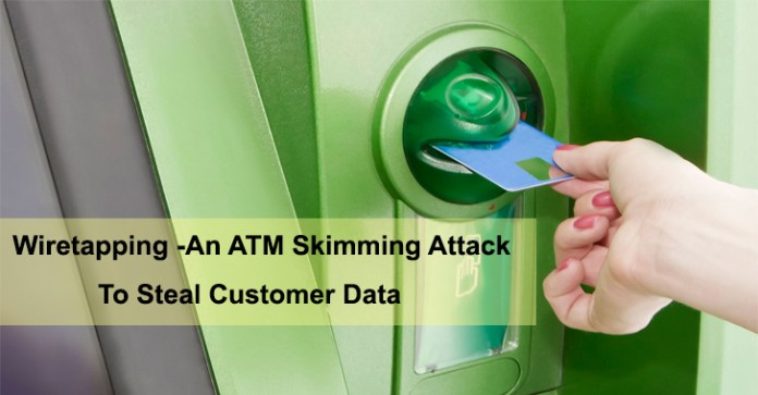 ATM Skimming Attack  - ATM Skimming Attack - ATM Skimming Attack to Steal Customer Data by Hidden Camera