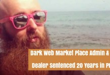 Dark web marketplace