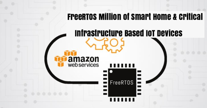 FreeRTOS  - FreeRTOS  - FreeRTOS IoT OS Critical Vulnerabilities Affected Million of IoT Devices