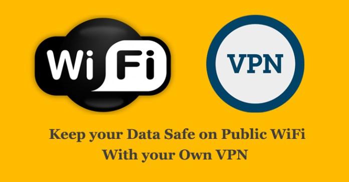 Public WiFi  - Public WiFi - Keep your Data Safe on Public WiFi