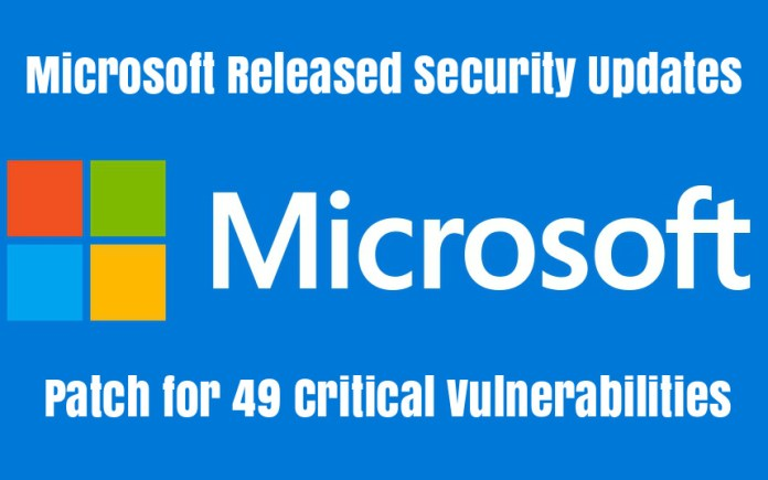 Microsoft Released Security Update