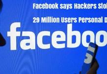 29 million Facebook users
