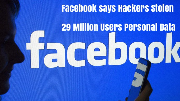 29 million Facebook users  - facebook 2 - Hackers Stolen 29 Million Facebook Users Personal Data