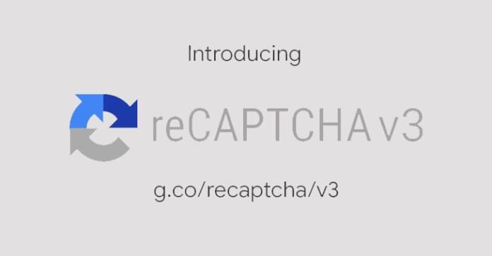 reCAPTCHA v3  - reCAPTCHA v3 - reCAPTCHA v3 – A New Way to Stop Bot TrafficBased on the Action Score