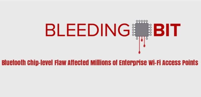 - BLEEDINGBIT - Two Bluetooth Chip-level Vulnerabilities Affected Wi-Fi AP