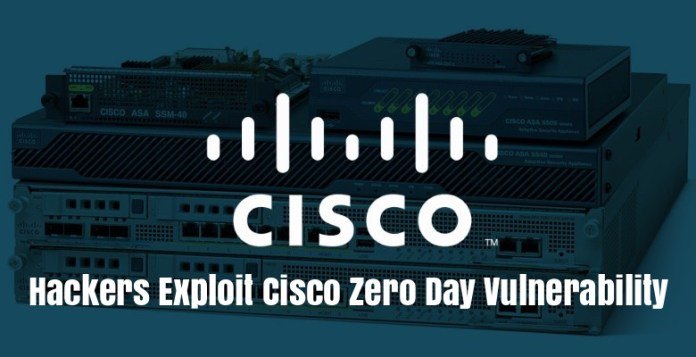 Cisco Zero Day