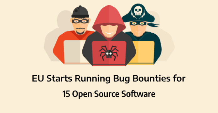 15 free Open Source softwares  - 15 free Open Source softwares - EU Starts Bug Bounty Programs for 15 Free and Open Source Softwares