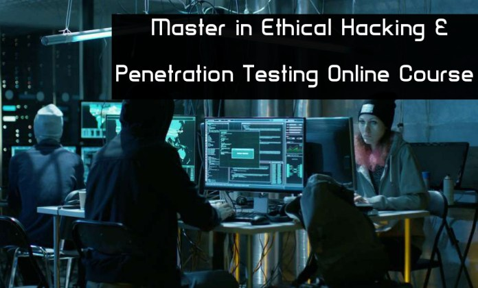 Ethical Hacking Course  - 5NEi61543870521 - Master in Ethical Hacking Course Online & Penetration Testing Methods