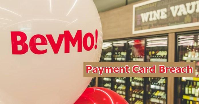 BevMo Payment Card