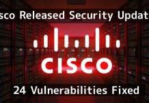 Cisco security updates