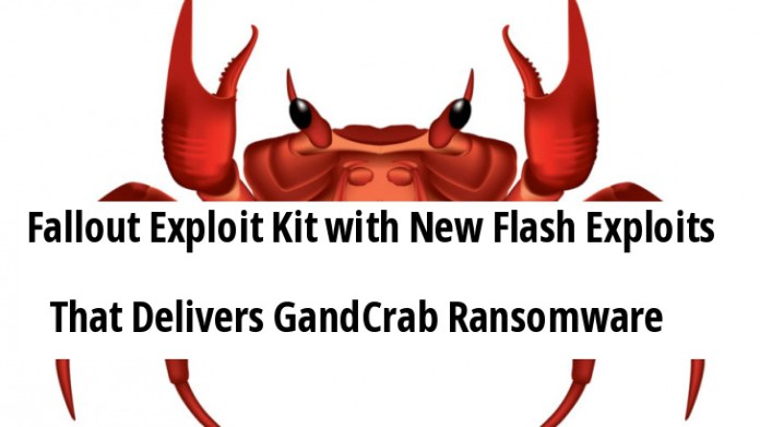 - 7DXj11547966169 - Hackers Launching Fallout Exploit Kit with New Flash Exploits