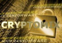 CryptoMix ransomware