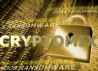 CryptoMix ransomware