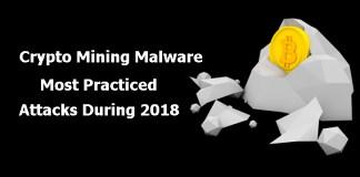 Crypto Mining Malware