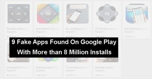 Fake apps