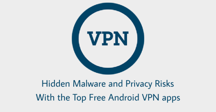 Free Android VPN apps