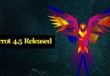 Parrot 4.5