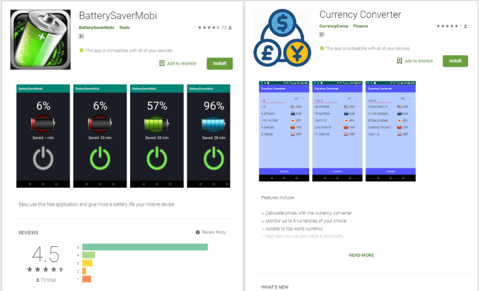 - image 6 - 2 Android Apps From Google Play Store Lunching Banking Malware