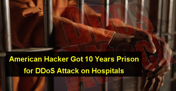 massive DDoS attacks  - massive DDoS attacks - American Hacker Got 10 Years Prison for DDoS Attack on Hospitals