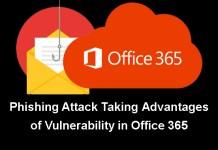 office 365 vulnerability