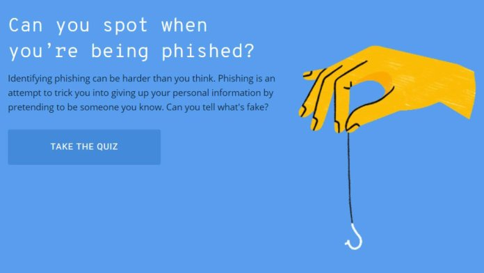 Phishingquiz  - phishingquiz - Phishingquiz To Test That you Can Identify Phishing Emails