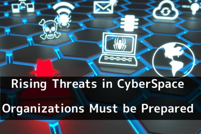 - 7wuDd1549052698 - Rising Threats in CyberSpace – Organizations Must be Prepared