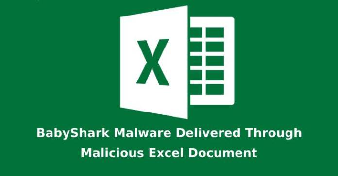 BabyShark malware  - BabyShark malware - BabyShark Malware Delivered through Malicious Excel Macro Documents