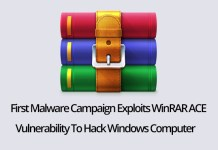 First Malware Campaign