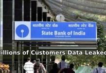 SBI Data Leak
