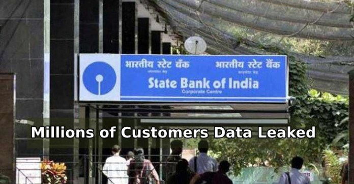 SBI Data Leak