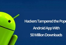 Triout Android malware