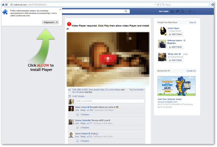 - fb - Hackers using Malware that Steal Premium Users Credentials