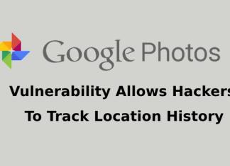 Google Photos Vulnerability