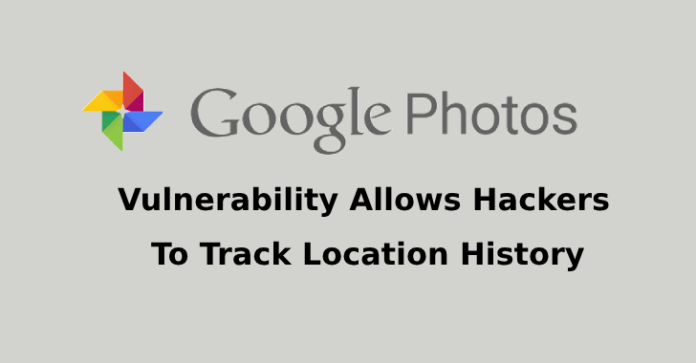 Google Photos Vulnerability